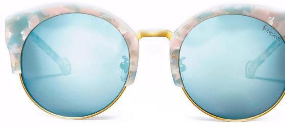 비비엠의 마블 패턴 선글라스