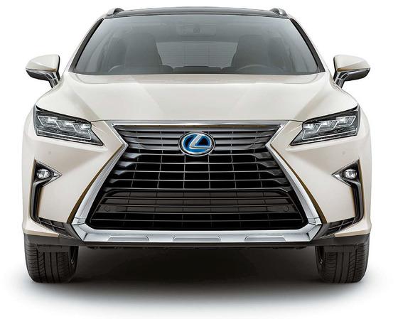 도요타의 하이브리드가 효율에 의미를 둔 하이브리드라면 렉서스는 연비에 고급스러움을 더했다. 렉서스 RX450h는 고급 SUV의 특성을 유지하며 디젤 엔진보다 높은 연비를 확보했다. [사진 각 제조사]