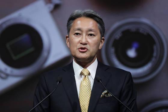 히라이 카즈오 소니 대표