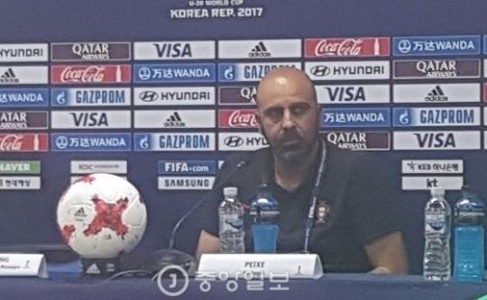 포르투갈 U-20축구대표팀 페이시 감독