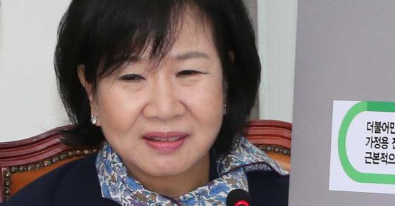 손혜원 더불어민주당 의원. [중앙포토]