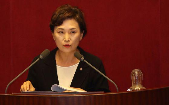 김현미 의원 [중앙포토]