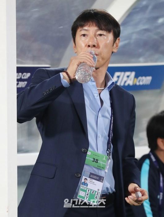 신태용 U-20축구대표팀 감독. 천안=양광삼 기자