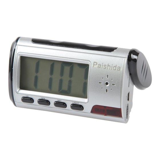 시계형 몰래카메라.