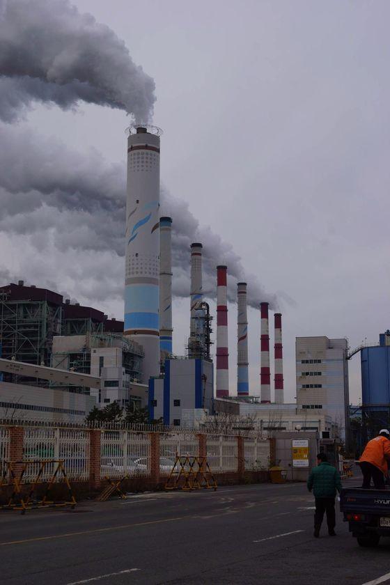 충남 보령의 2기를 포함해 전국에서 30년 이상 된 노후 석탄화력 발전소가 6월부너 한달 간 가동이 정지된다. 미세먼지 저감을 위해서다. 강찬수 기자