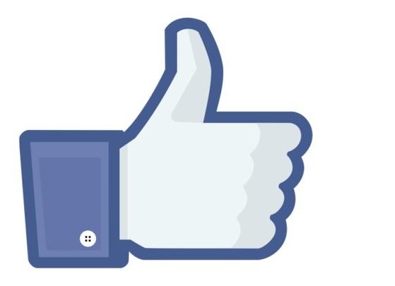 페이스북 좋아요.