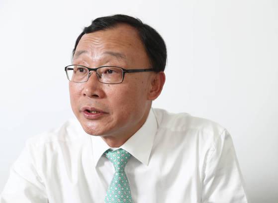 채동욱 전 검찰총장. 김현동 기자