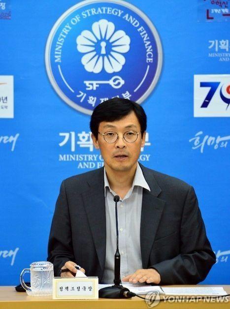 청와대 일자리기획비서관으로 내정된 이호승 기재부 국장 [사진 연합뉴스]