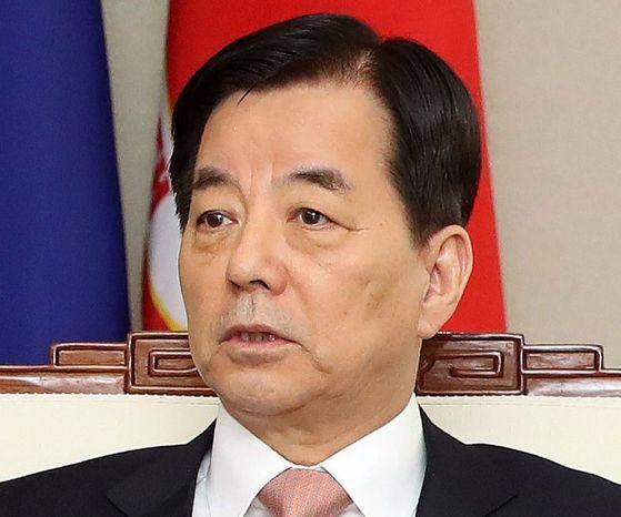 한민구 국방부 장관 [중앙포토]
