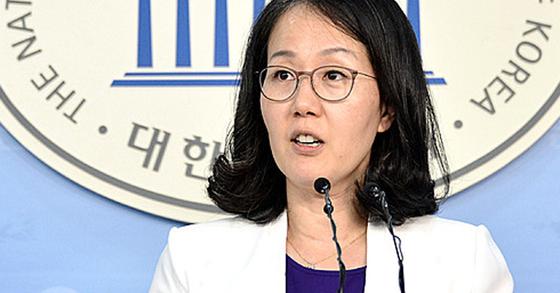 김현아 자유한국당 비례대표 의원. [중앙포토]