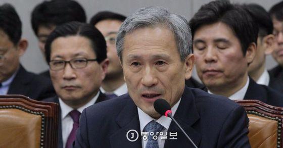 김관진 국가안보실장 [중앙포토]