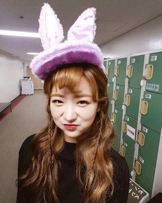 윤보미 인스타그램