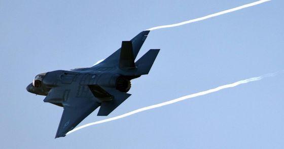F-35B. [사진 태평양사]