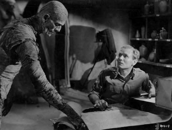 전설이 된 원작 '미이라'(1932)