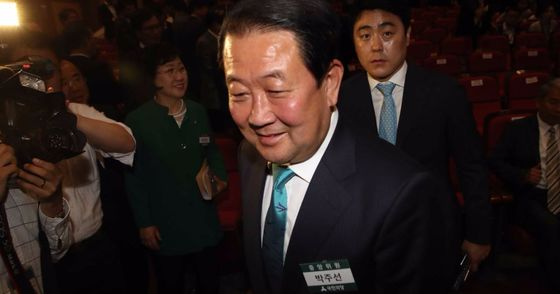 박주선 국민의당 비대위원장. 오종택 기자