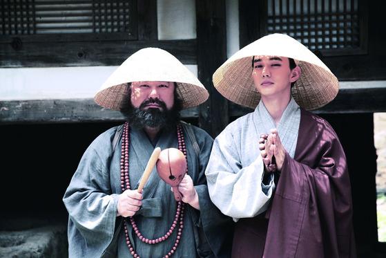 영화 봉이 김선달의 한 장면. [중앙포토]