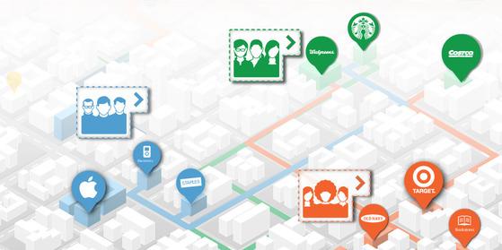 한인 2세 데이비드 심이 2011년 창업한 '플레이스드'(Placed)가 미국 모바일 메신저 업체 스냅쳇에 최대 2억 달러에 매각된 것으로 전해졌다. [사진 Placed 페이지 ]