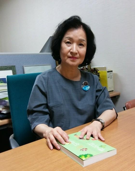 호서대 식품영양학과 정혜경 교수
