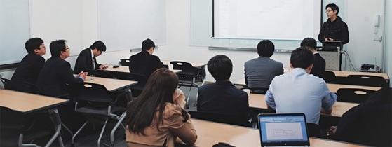 '로톡'을 서비스하는 로앤컴퍼니가 주최한 변호사들의 모임. / 사진·로앤컴퍼니