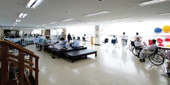 경기도 용인에 있는 한 노인 전문 재활병원.