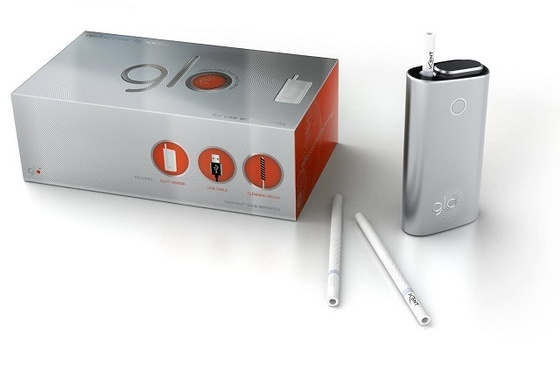 BAT코리아가 8월에 출시를 준비하고 있는 궐련형 전자담배 '글로' [사진 BAT코리아]