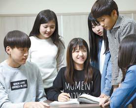 GLEC어학원은 25년 전통을 가진 영어전문학원이다. [사진 올림피아드교육]