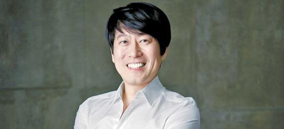 바른영어훈련소의 김정호 대표는 '타미샘'으로 이름난 영어강사다.