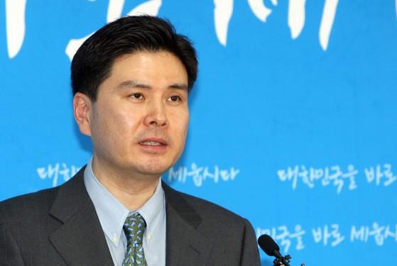 바른정당 지상욱 의원.