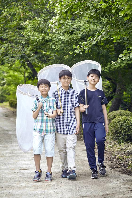 (왼쪽부터) 박민혁·박준혁·이웅찬 학생기자