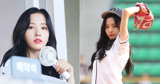 '우주소녀' 보나 [사진 온라인 커뮤니티, 일간스포츠]