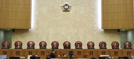 대법원 전원합의체    [연합뉴스]