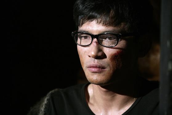 황정민 첫 원톱 주연 영화 '검은 집'(2007)
