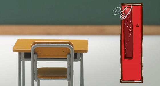 한 중학교 교장이 에어컨을 켜달라고 요청한 학생을 폭행한 사실이 뒤늦게 알려졌다. [중앙포토]