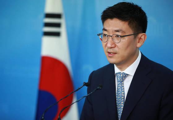 바른정당 김세연 의원. [연합뉴스]