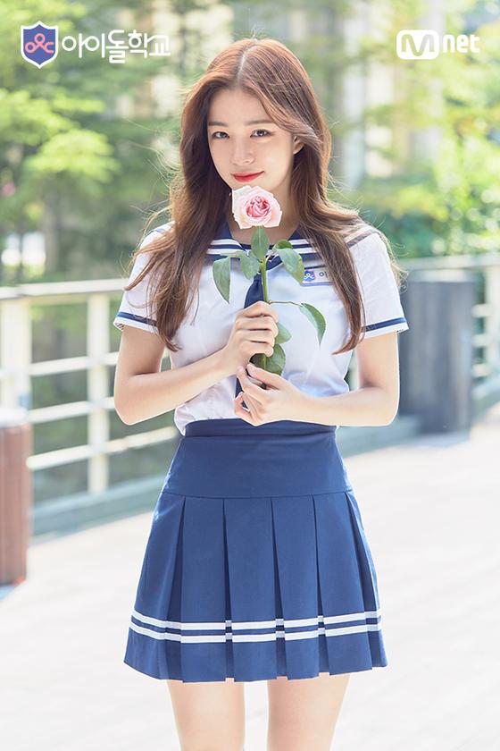 [사진 Mnet '아이돌학교' 공식 홈페이지]