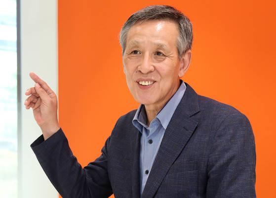오한남 39대 대한배구협회장 선거 당선인