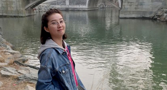 미국 도착 2달 만에 실종된 중국인 연구원 장잉잉. [연합뉴스]