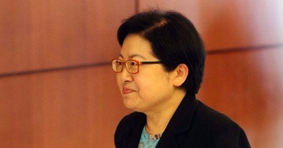 정현백 여성가족부 장관 후보자. [사진 연합뉴스]