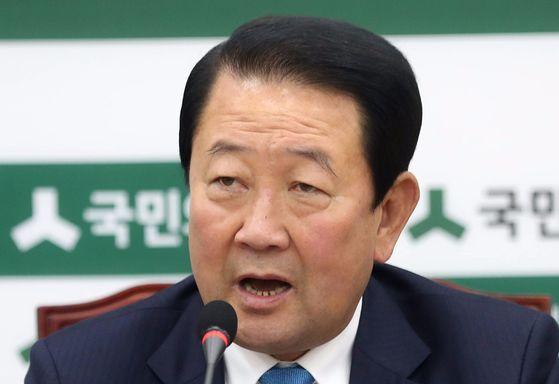 국민의당 박주선 비상대책위원장 [연합뉴스]
