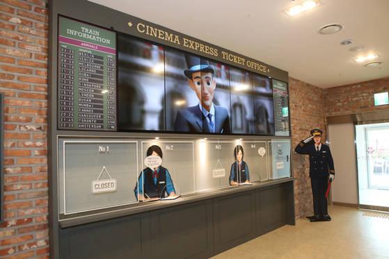 부산시 중구 동광동 용두산공원에 전국 최초의 체험형 영화박물관인 부산영화체험박물관이 7월 4일 개관한다. 송봉근 기자
