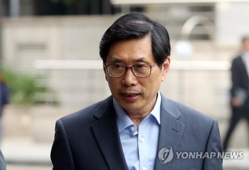 박상기 법무부 장관 후보자. [연합뉴스]