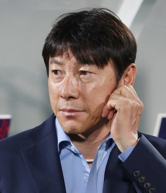 신태용 신임 축구대표팀 감독. [사진 일간스포츠]