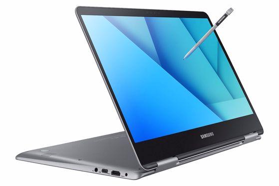 삼성전자가 노트북 제품 중 최초로 'S펜' 솔루션을 탑재한 '노트북9 펜(Pen)'을 5일 출시했다.   [사진 삼성전자]