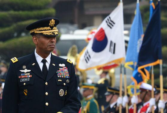 빈센트 브룩스 주한미군 겸 한ㆍ미연합사령관. [사진한ㆍ미연합사령부]