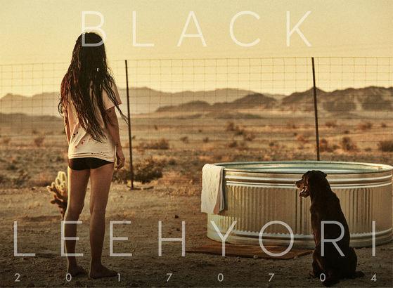 미국 LA 사막에서 '블랙'을 부르는 가수 이효리와 '효리네 민박'의 안주인 이효리는 전혀 달라 보이지만똑같이 자연친화적인 삶을 이야기한다.'섹시퀸'이 아니라'소셜테이너'이효리다. [사진 키위·JTBC]
