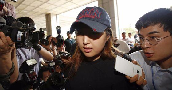 최순실씨의 딸 정유라씨가 이재용 삼성전자 부회장의 재판에 증인으로 나가지 않겠다는 입장을 변호인을 통해 밝혔다. [연합뉴스]