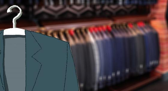 경기도 안산시청 비서실 직원들이 1000만원 상당의 양복을 사 입었다가 적발됐다. [중앙포토]
