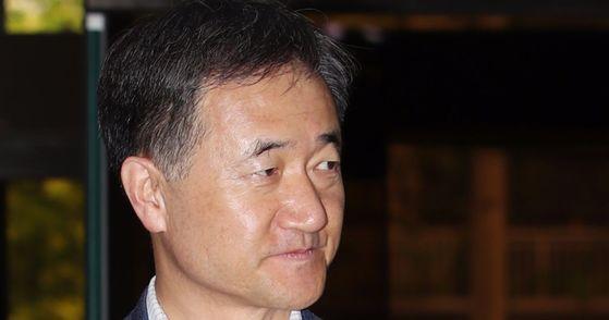 박능후 보건복지부 장관 후보자. [사진 연합뉴스]