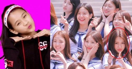 Mnet '식스틴'(왼쪽), Mnet '아이돌학교' (오른쪽)