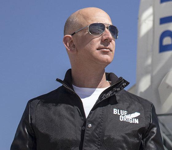 제프 베조스 아마존 CEO. [중앙포토]